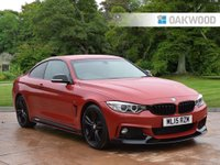 USED 2015 BMW 4 SERIES 2.0 420D M SPORT 2d 188 BHP