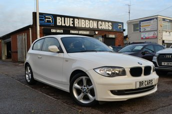 2010 BMW 1 SERIES 116d Sport 3dr £4990.00