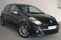 2010 RENAULT CLIO 1.5 GT DCI 3d 105 BHP £2499.00