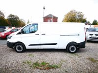 USED 2014 64 FORD TRANSIT CUSTOM 2.2 290 LR P/V 5d ECHO-TECH LWB +++ 6 MONTH RAC WARRANTY, 12 MONTH RAC BREAKDOWN COVER +++