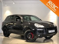USED 2008 08 PORSCHE CAYENNE TURBO 1OWNER FPSH [BOSE][NAV][HTD SEATS]