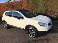USED 2013 63 NISSAN QASHQAI 1.6 DCI 360 IS 5d 130 BHP ONLY £30 A YEAR ROAD TAX