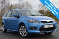 USED 2009 59 FORD FOCUS 1.6 ZETEC S S/S 5d 113 BHP 12 MONTHS MOT! FRESH SERVICE ON ORDER! ZETEC S KIT!