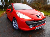 USED 2009 09 PEUGEOT 207 1.6 SPORT HDI 3d 90 BHP ** ONLY 2 PREVIOUS OWNERS, WITH ONLY 57K **