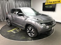 USED 2014 63 NISSAN JUKE 1.6 N-TEC 5d 115 BHP **COMING SOON!**CALL TO RESERVE**SECURE WITH A £99 FULLY REFUNDABLE DEPOSIT**£0 DEPOSIT FINANCE AVAILABLE**