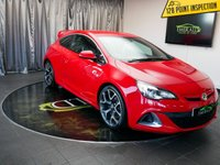 USED 2013 63 VAUXHALL ASTRA 2.0 VXR 3d 276 BHP £0 DEPOSIT FINANCE AVAILABLE, AIR CONDITIONING, AUX INPUT, BLUETOOTH CONNECTIVITY, CLIMATE CONTROL, CRUISE CONTROL, DAB RADIO, DAYTIME RUNNING LIGHTS, ELECTRONIC PARKING BRAKE, FULL VXR UPHOLSTERY WITH BUCKET SEATS, STEERING WHEEL CONTROLS, TRIP COMPUTER, USB CONNECTION