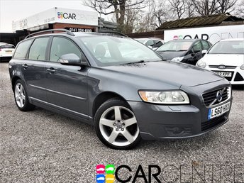 View our 2010 60 VOLVO V50 1.6 D DRIVE SE 5d 109 BHP