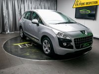 USED 2011 61 PEUGEOT 3008 1.6 SPORT E-HDI FAP 5d AUTO 112 BHP £0 DEPOSIT FINANCE AVAILABLE, AIR CONDITIONING, AUX INPUT, BLUETOOTH CONNECTIVITY, CLIMATE CONTROL, CRUISE CONTROL, ELECTRONIC PARKING BRAKE, PARKING SENSORS, SPEED LIMITER, STEERING WHEEL CONTROLS, TRIP COMPUTER