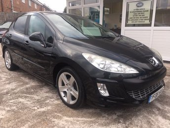 2008 PEUGEOT 308 1.6 SPORT 5dr Breathtaking Value For Money This One...!!! £2495.00