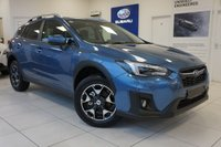 2018 SUBARU XV new xv 1.6i se cvt  eyesight  £24000.00