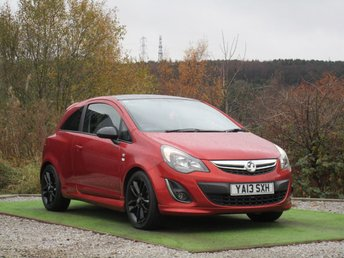 2013 VAUXHALL CORSA 1.2 LIMITED EDITION 3d 83 BHP £4990.00