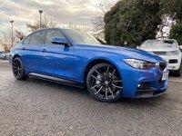 USED 2015 65 BMW 3 SERIES 3.0 335D XDRIVE M SPORT 4d AUTO 308 BHP