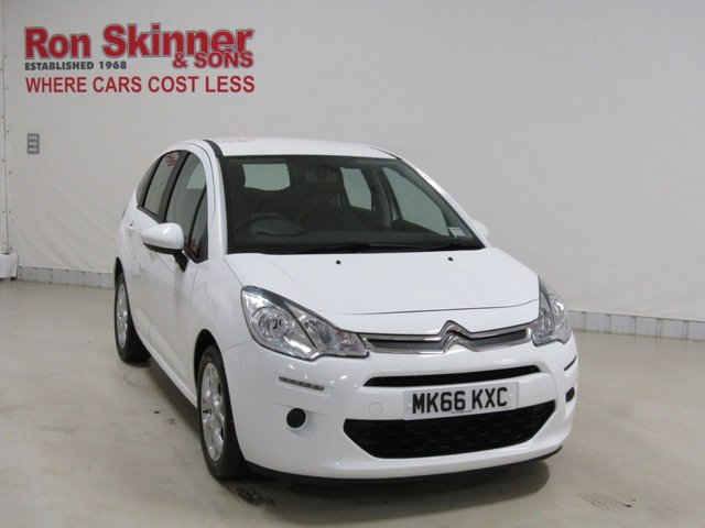 View our 2016 66 CITROEN C3 1.2 PURETECH EDITION 5d 80 BHP