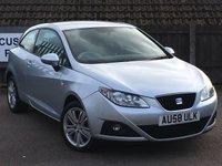 2009 SEAT IBIZA 1.4 SE 3d 85 BHP £3995.00