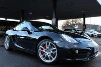2013 PORSCHE CAYMAN 3.4 24V S 2d 325 BHP £31990.00