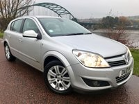 USED 2010 10 VAUXHALL ASTRA 1.6 DESIGN 5d 114 BHP ***UNWANTED PART EXCHANGE***