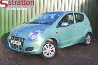 2011 SUZUKI ALTO 1.0 SZ4 5d 68 BHP £3995.00