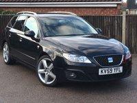 2009 SEAT EXEO 2.0 SPORT CR TDI 5d 168 BHP £4995.00