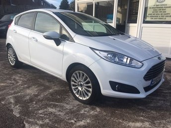 2013 FORD FIESTA 1.0 TITANIUM 5d £0 Road Tax, 77 MPG!! FULLY LOADED!! £5995.00