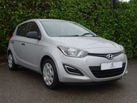 USED 2014 64 HYUNDAI I20 1.2 CLASSIC 5d 84 BHP One Owner From New, Full Service History 4 Stamps, £30 Tax Per Year, Excellent Fuel Economy, Finished In Silver Metallic Paintwork, Tinted Glass, Air Conditioning, AUX, USB, Electric Windows, Drive Away In Under 1 Hour