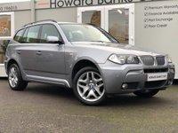 USED 2006 56 BMW X3 2.5 SI M SPORT 5d AUTO 215 BHP PREMIUM WARRANTY INCLUDED