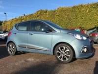 2015 HYUNDAI I10 1.2 PREMIUM SE 5d 1 PRIVATE OWNER FROM NEW  £6250.00