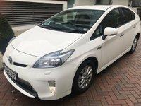 2015 TOYOTA PRIUS 1.8 PLUG-IN HYBRID 5d AUTO 99 BHP £16790.00