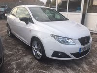 USED 2011 61 SEAT IBIZA 1.2 TSI SPORTRIDER 3dr PERFECT FIRST CAR - LOW INSURANCE!!!