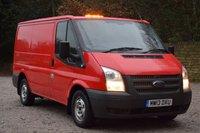 2013 FORD TRANSIT 2.2 280 LR 1d 124 BHP £5450.00