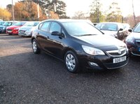 2010 VAUXHALL ASTRA 1.6 EXCLUSIV 5d 113 BHP £3500.00