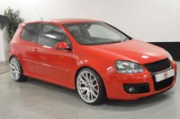USED 2007 07 VOLKSWAGEN GOLF 2.0 GTI 3d 197 BHP UPGRADED ALLOYS + UPGRADED SUSPENSION + FULL GTI LEATHER