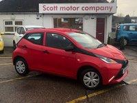 2015 TOYOTA AYGO 1.0 VVT-I X 5 door £4699.00