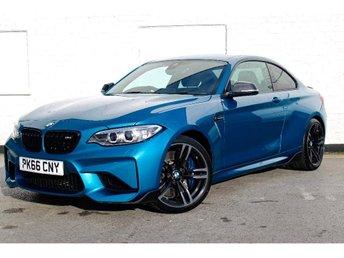 2016 BMW M2 3.0 DCT (s/s) 2dr £38990.00