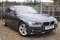 USED 2013 13 BMW 3 SERIES 2.0 318D SPORT 4d 141 BHP Navigation Free 12  month warranty