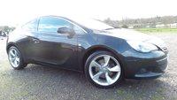 2012 VAUXHALL ASTRA 1.4 GTC SRI S/S 3d 138 BHP £6500.00