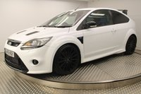 2010 FORD FOCUS 2.5 RS £19000.00