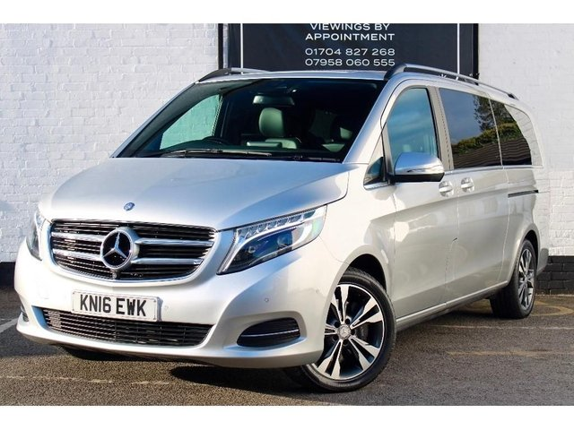 View our MERCEDES-BENZ V CLASS