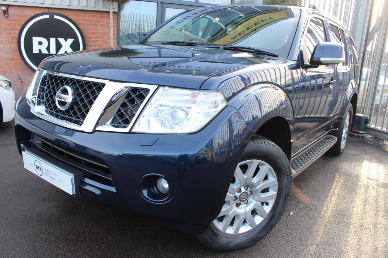 Used NISSAN PATHFINDERfor sale