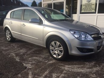 2009 VAUXHALL ASTRA 1.8 ELITE 5dr SIMPLY IMMACULATE CONDITION - FIRST TO SEE WILL BUY!!! £2995.00