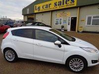 2015 FORD FIESTA 1.6 TITANIUM 5d AUTO 104 BHP £8995.00