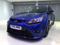 2010 FORD FOCUS 2.5 RS 3d 300 BHP £21950.00