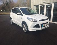 USED 2015 65 FORD KUGA 2.0 TDCI TITANIUM X SPORT AWD 180 BHP THIS VEHICLE IS AT SITE 2 - TO VIEW CALL US ON 01903 323333