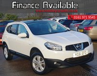USED 2011 61 NISSAN QASHQAI+2 1.6 ACENTA PLUS 2 5d 117 BHP PAN ROOF+1 FORMER KEEPER