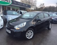 USED 2013 13 KIA RIO 1.2 1 AIR 5d 83 BHP