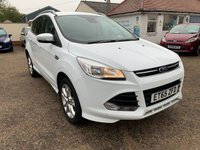 USED 2015 65 FORD KUGA 2.0 TITANIUM SPORT TDCI 5d 177 BHP ** NOW SOLD ** NOW SOLD **