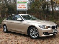 USED 2015 15 BMW 3 SERIES 2.0 320D EFFICIENTDYNAMICS BUSINESS 4dr HUGE Spec, Sat Nav, Leather
