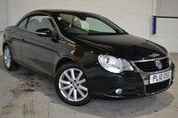 2010 VOLKSWAGEN EOS 2.0 SE TDI DSG 2d AUTO 138 BHP £6493.00