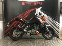 2016 KTM DUKE 125cc 125 DUKE 16  £2690.00