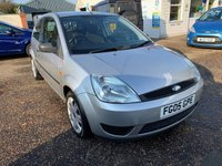 USED 2005 05 FORD FIESTA 1.2 STYLE CLIMATE 3d 74 BHP ** NOW SOLD ** NOW SOLD **.