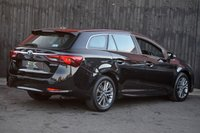 USED 2016 16 TOYOTA AVENSIS 1.6 D-4D BUSINESS EDITION 5d 110 BHP Toyota Warranty Until 2021